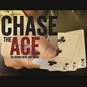 Chase The Ace Card Illusion : MAGIC SHOP AUSTRALIA