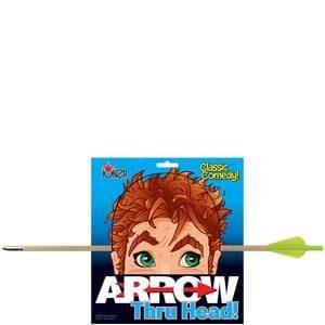 Arrow Through Head Joke : JOKE SHOP AUSTRALIA : MAGIC SHOP AUSTRALIA