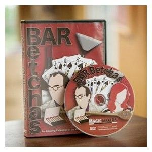 Bar Betchas DVD : MAGIC SHOP AUSTRALIA