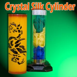 Crystal Silk Cylinder : Magician Supplies : Magic Shop Australia