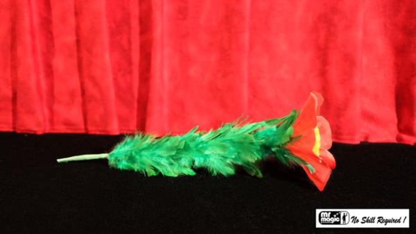 Classic Drooping Flower : Clown Supplies : Magic Shop Australia