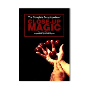 Close Up Magic Book : MAGIC SHOP AUSTRALIA