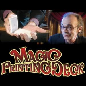 Magic Printing Deck : MAGIC SHOP AUSTRALIA