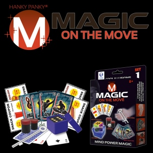 Magic on the Move Pocket Set 1