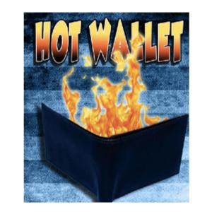 Fire Wallet Trick : MAGIC SHOP AUSTRALIA