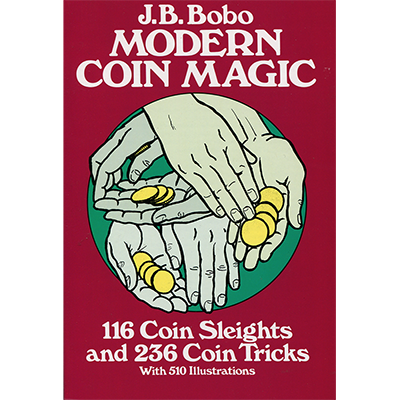 Modern Coin Magic – Book