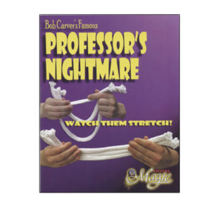 Professor's Nightmare Rope Trick : Magician's Supplies : Magic Shop Australia