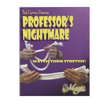 Professor's Nightmare Rope Trick : Magician's Supplies : Magic Shop Australia