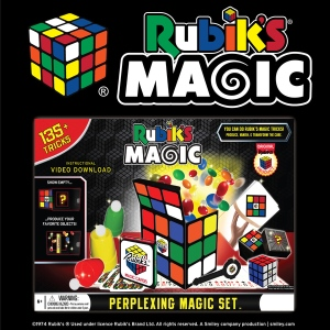 Rubik's Perplexing Magic Set