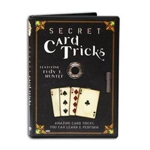 Secret Card Tricks DVD : MAGIC SHOP AUSTRALIA