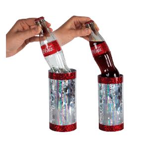 beer bottle magnet trick