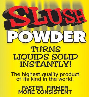 Slush Powder : Magic Tricks : Clown Supplies : Magic Shop Australia