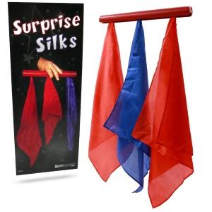 Surprise Silks : MAGIC SHOP AUSTRALIA