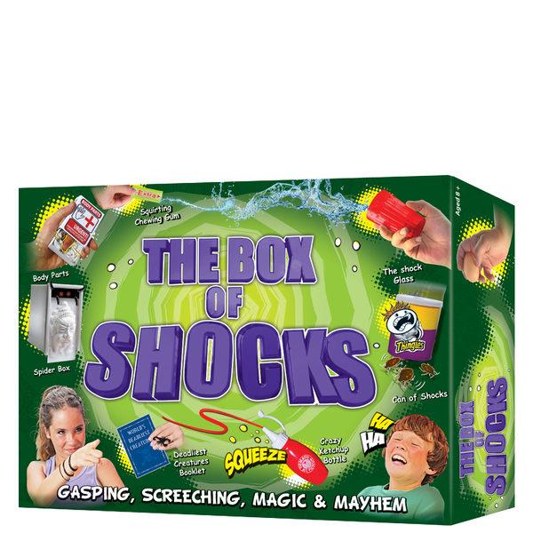 The Box of Shocks : Joke Shop Australia : Magic Shop Australia