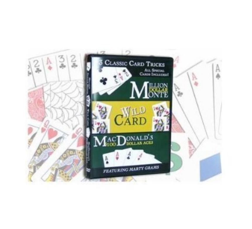 Ultimate Gaff Deck : Card Tricks : Magic Shop Australia