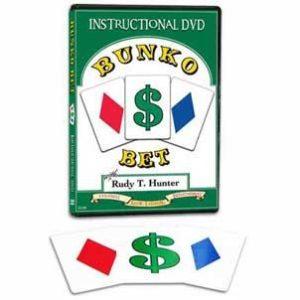 Bunko Bet DVD : MAGIC SHOP AUSTRALIA