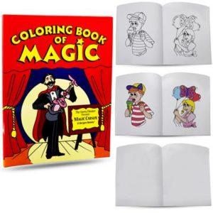 Magic Colouring Book - Kids Magic - Magic Shop Australia
