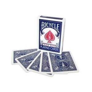 Bicycle Cards Double Back Blue Deck : MAGIC SHOP AUSTRALIA