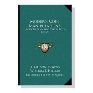 Coin Magic Book : MAGIC SHOP AUSTRALIA