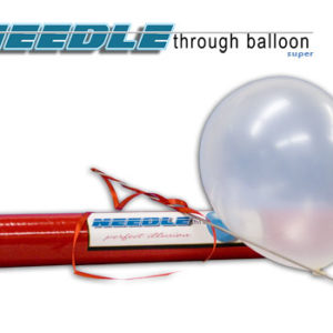 Needle Through Balloon Magic Trick : Magician Supplies : Magic Shop Australia