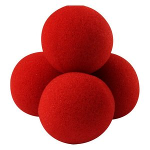 Sponge Balls Red : MAGIC SHOP AUSTRALIA