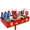 Retro Magic Wooden Table Set : Junior Magic Set : Magic Shop Australia