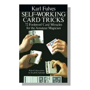 Self Working Card Tricks Book : MAGIC SHOP AUSTRALIA