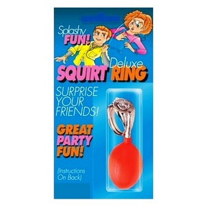 Squirt Ring : JOKE SHOP AUSTRALIA