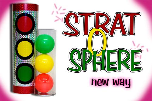 Strat O Sphere Illusion : MAGIC SHOP AUSTRALIA