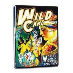 Wild Card Tricks DVD : MAGIC SHOP AUSTRALIA