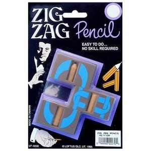 Zig Zag Pencil Trick : MAGIC SHOP AUSTRALIA