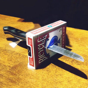 Impact, Knife Thru Metal - Miraculous Penetration 2.0 : Magic Shop Australia