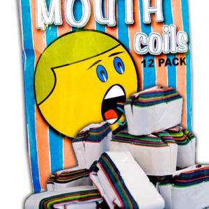 Mouth Coils - Rainbow : MAGIC SHOP AUSTRALIA