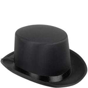 magician's professional top hat - magician's supplies - Magic Shop Australia