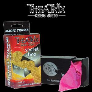 Magic Disappearing Box : Magic Supplies : Magic Shop Australia