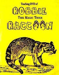 Robbie Raccoon Teaching DVD : Magic Supplies : Magic Shop Australia