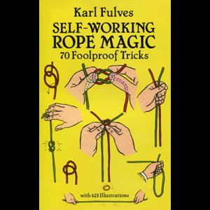 Self Working Rope Magic Book : Magic Books : Magic Shop Australia