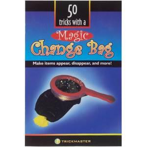 50 Tricks with a Magic Change Bag Booklet : Magic Books : Magic Supplies Australia