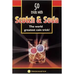50 Tricks with Scotch & Soda Coin Trick Booklet