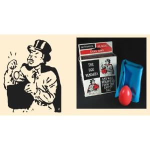 Magic Egg Bag : Magic Trick : Magic Shop Australia