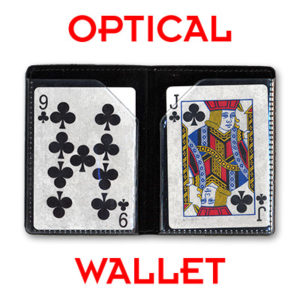 Optical Wallet : Card Tricks : Magic Shop Australia