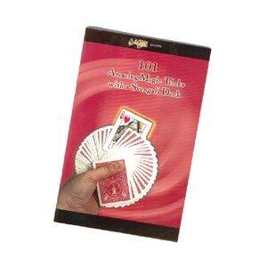 101 Amazing Tricks with a Svengali Deck Booklet : Magic Cards Book : Magic Shop Australia