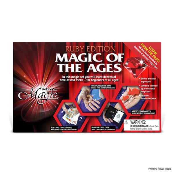 Ruby Edition Magic Set : Magic Set : Magic Shop Australia